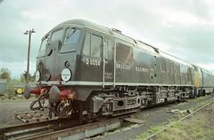 D5054 (24 052) - Kidderminster (GreenHoover) Tags: severnvalleyrailway svr svrdiesel dieselgala1999 class24 d5054 24052 kidderminster diesellocomotive dieselloco