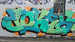 Jokes... (colourourcity) Tags: jokes joske bigburners bunsenburner bunsen streetart graffiti melbourne burncity awesome colourourcity streetartaustralia letters
