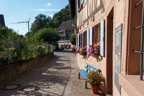 Ruelle dans Schiltach