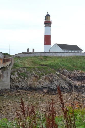 Buchanness Lighthouse