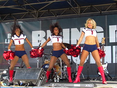 IMG_4986 (grooverman) Tags: houston texans cheerleaders nfl football game budweiser plaza nrg stadium texas 2016 nice sexy legs stomach boots canon powershot sx530