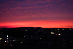 Today's sky () Tags: sony cybershot dscrx100 carl zeiss variosonnar t 104371mm f1849 sunset