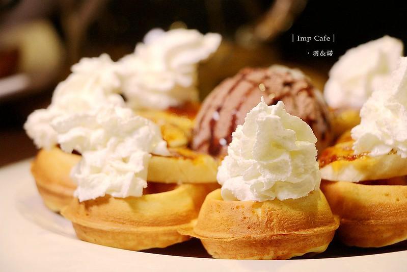 Imp Cafe東區早午餐下午茶鬆餅88