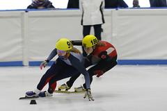 Anke KNSBcup 1 (NLHank) Tags: anke prinsen shorttrack speedskating knsbcup leeuwarden elfstedenhal knsb schaatsen nederland netherlands canon eos 7d eos7d markii nlhank 2016 sport action ice speed