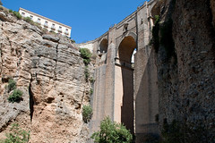 Puente Nuevo and Tajo Gorge, Ronda, Andalusia, Spain (rmk2112rmk) Tags: puentenuevo ronda andalusia spain eltajogorge eltajo bridge