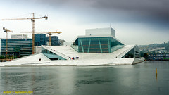Oslo, Norway: Oslo Opera House (nabobswims) Tags: architecture hdr highdynamicrange lightroom no nabob nabobswims norges norway operahouse oslo photomatix sonya6000