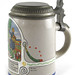 3003. Merkelbach & Wick Arts and Crafts Stein