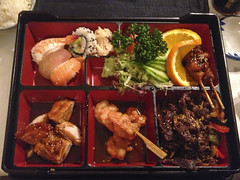 bento box @ Restaurang Minako (Ernst-Georg) Tags: sweden bentobox sodertalje stockholmcounty foodspotting restaurangminako foodspotting:place=516491 foodspotting:review=3119839