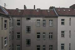 (onesevenone) Tags: city urban berlin germany deutschland grey backyard innenhof grau neukoelln neuklln neukolln