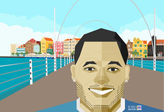 My Favorite City (Curaao) (RayTor1) Tags: bridge building beach netherlands smile face ferry see eyes head curacao potrait willemstad antilles punda emmabrug torregrosa korsow raytor raymiron raytormedia