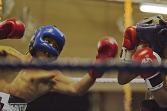 Boxing (Ian.Go) Tags: sports canon box philippines gloves ala cebu filipino punch boxing dslr 70200 uppercut wbo