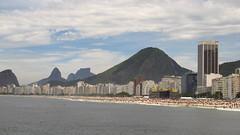 Copacabana #36 (escailler arthur) Tags: sun beach water rio brasil riodejaneiro soleil photo sand sable copacabana plage brsil canonpowershot ocan vancayzeele