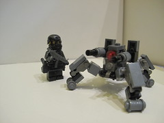 KTS-2 (CAT WORKER) Tags: lego military mech moc