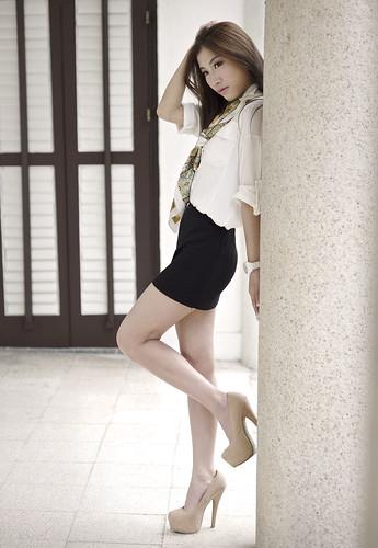 heels asian High