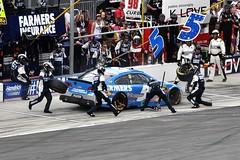Kasey Kahne #5 (Lake Effect) Tags: auto car farmers 5 racing 2012 kaseykahne daytona500