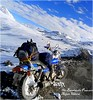 Riding over the Baralacha Pass, J&K (Bajaj Avenger 220 DTSi) Tags: blue snow la nikon ride pass adventure valley leh stallion arjun bikers spiti rajasthan ladakh riders bajaj 220 avenger dtsi uberoi baralacha alwar lahaul tijara bluestallion kumzum nikonl120 arjunuberoi bajajavenger220dtsi
