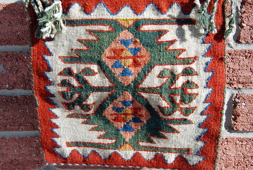 Kilim shoulder bag Turkey (1)