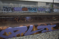 IMG_3605 (bkuz2013) Tags: graffiti graff trackside pone knd