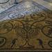 Mosaic Paving in Atrium, San Vitale, Ravenna
