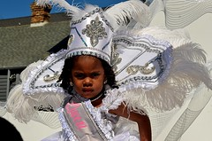2013 VIP Ladies and Kids Social Aid and Pleasure Club Second Line