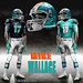 dolphins MIKE WALLACE