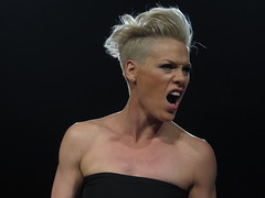 Pink - Alecia Beth Moore (Peter Hutchins) Tags: pink love dc concert truth tour live about setlist verizon the pnk 2013 aleciabethmoore