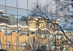 Puzzle (deta k) Tags: reflection berlin buildings germany deutschland gebude spiegelungen nikond5100