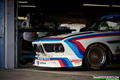 BMW 3.0 CSL (autoidiodyssey) Tags: usa newyork 30 glen bmw batmobile watkins csl watkinsglen paddock theglen usvintagegrandprix usvgp 2012usvintagegrandprix
