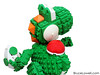 """LEGO Yoshi • <a style=""""font-size:0.8em;"""" href=""""http://www.flickr.com/photos/44124306864@N01/8568326417/"""" target=""""_blank"""">View on Flickr</a>"""