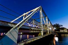"Bayou St. John ""Rebridge"" Bridge (NOLA_2T) Tags: longexposure bridge nikon neworleans sigma stjohn bayou midcity nola bayoustjohn d90 sigma1020 rebridge"
