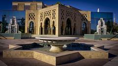 Pabellón Hassan II
