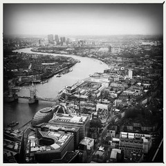 The View From The Shard (firstnameunknown) Tags: city building london thames skyline architecture modern skyscraper towerbridge river cityscape cityhall canarywharf renzopiano shardofglass theshard londonbridgetower shardlondonbridge iphoneography 32londonbridge hipstamatic aobwfilm theviewfromtheshard gsquadlens