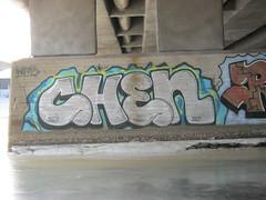 Helsinki graffiti, 2013 (Tectyl2) Tags: streetart suomi finland graffiti helsinki huts graff chen