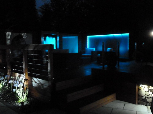 Landscaping and Garden Lighting Wilmslow Image 7