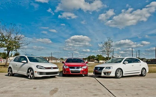 Our Three Dubs: A Family Portrait in VW's