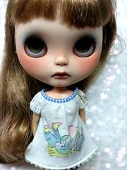 Night.. dolly time before I go sleep :D