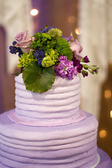Wedding Cake (JNT Visuals) Tags: wedding center 66 reception chandler ok rt interpretive