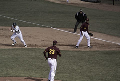 Jimmy Pickens steals_30 (mwlguide) Tags: university raw baseball michigan eastlansing michiganstate centralmichigan collegiate spartans joeldinda chippewas mwlguide 1v1 mclanestadium