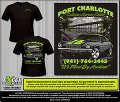 "PORT CHARLOTTE COLLISION 45303085 TEE • <a style=""font-size:0.8em;"" href=""http://www.flickr.com/photos/39998102@N07/8621859389/"" target=""_blank"">View on Flickr</a>"