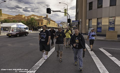 The Gang (Dazza_2010) Tags: street city canon newcastle eos photo walk australia nsw sundance hunter 5dii