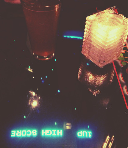 the night life ―1UP HIGH SCORE 🍺