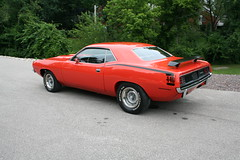 """1970 Plymouth 'Cuda 440 • <a style=""""font-size:0.8em;"""" href=""""http://www.flickr.com/photos/85572005@N00/8635080770/"""" target=""""_blank"""">View on Flickr</a>"""