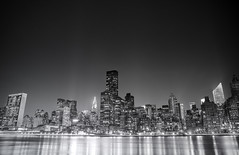 New York City - Night (Vivienne Gucwa) Tags: city nyc newyorkcity nightphotography urban blackandwhite bw newyork skyline night cityscape skyscrapers noiretblanc manhattan citylights eastriver manhattanskyline gothamist curbed urbanlandscape nycskyline urbanphotography nycarchitecture citynight newyorkatnight nycnight midtownmanhattan wnyc newyorkcityskyline newyorknight nycphoto nycskyscrapers newyorkcitynight cityphotography nyclights newyorkphoto newyorknoir newyorkphotography cityscapenight newyorkcityphotography manhattannight midtownskyscrapers blackandwhiteskyline blackandwhitecityscape rooseveltislandview viviennegucwa viviennegucwaphotography blackandwhitenewyorkcityphotography sonya99