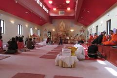 Budha Temple - New Year Celebration 2013