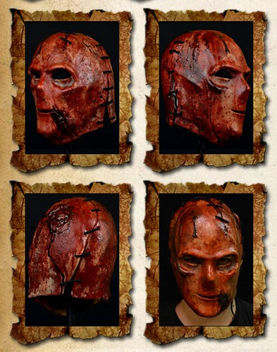 ORPHAN KILLER MASK ALL ANGLES