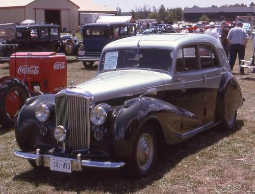 1947 Bentley Mark VI 4 door - a photo on Flickriver