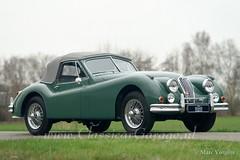 1956 Jaguar XK 140 3.4 Litre DHC (ClassicarGarage / Marc Vorgers) Tags: pix sony sigma 1600 marc jaguar 1956 34 slt litre dhc retina a77 140 xk ipad 70200f28 a99 vorgers classicargarage sal1650ssm