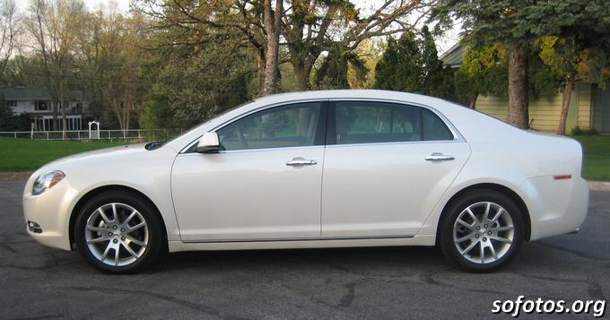 Chevrolet Malibu 2010 Branco