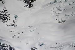 Skieur sur le glacier du Nant Blanc dans le Pas de Chvre (Jool CHX) Tags: montagne glacier neige chamonix skieur nantblanc