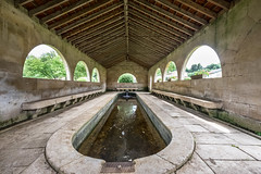 Haironville Lavoir (canong2fan) Tags: lavoir pool arches water europe meuse55 eu france haironville fujixt1 lorraine
